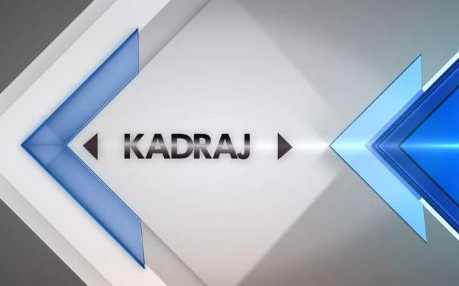 Kadraj - 27/08/2014