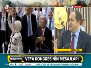 Hatem Ete: Ak Parti b�t�nl���n� korudu