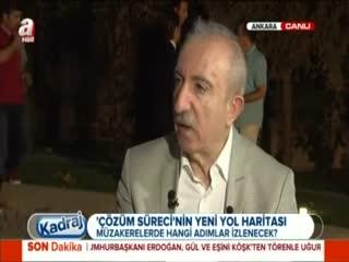 Orhan Miro�lu: I��D'�n varl��� '��z�m s�reci'ni olumsuz etkiliyor