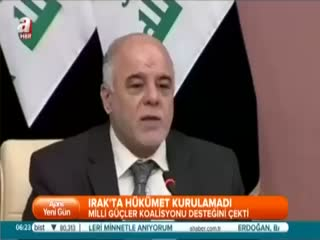 Irak'ta h�k�met kurulamad�