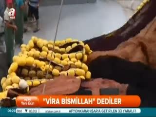 'Vira Bismillah' dediler
