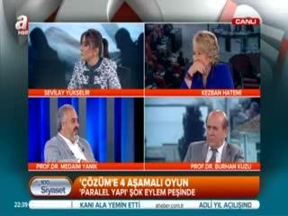 Medaim Yan�k: Davuto�lu d�neminde MHP'nin oylar� eriyecek!