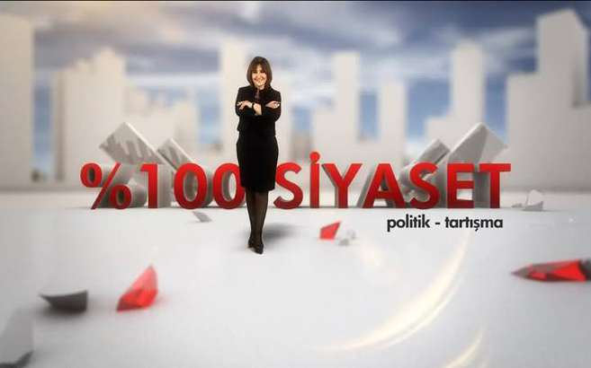 %100 Siyaset - 01/09/2014