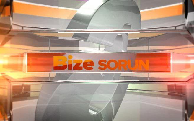 Bize Sorun - 02/09/2014