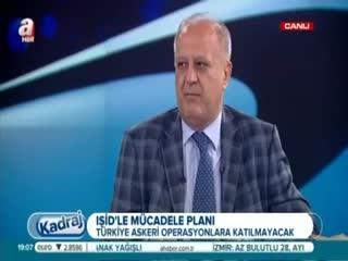 Ramazan Kaan Kurto�lu : T�rkiye askeri bir operasyon i�inde yer almamal�
