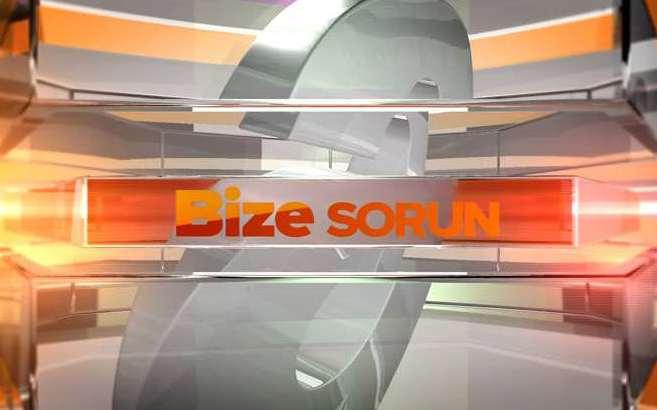 Bize Sorun - 17/09/2014