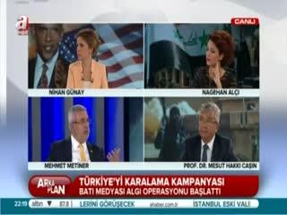 Mehmet Metiner: I��D'in en b�y�k d��man� Ak Parti'dir