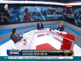 Talip K���kcan: Esad'� yenmeden I��D'i yenemezsiniz