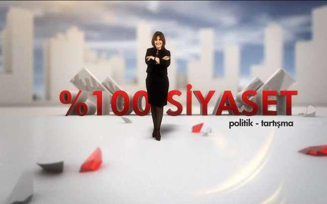 % 100 Siyaset - 22/09/2014