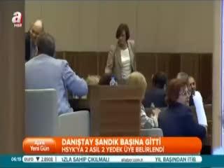 Dan��tay HSYK �yelerini belirledi