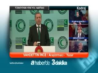 T�rkiye'nin yeni yol haritas� - Vahdettin �nce