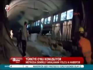 T�rkiye'nin konu�tu�u yolcu A Haber'de