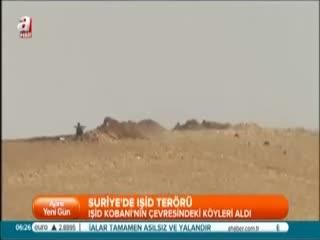 Kobani ku�atma alt�nda
