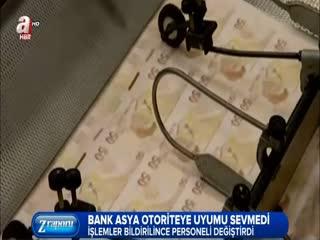 Uyumsuz Bank Asya!