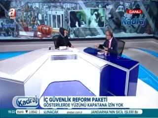 Adem S�z�er: Jandarma ve polis b�t�n�yle kald�r�lmal�