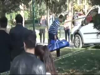 Gezi Park�'nda �l� bulundu