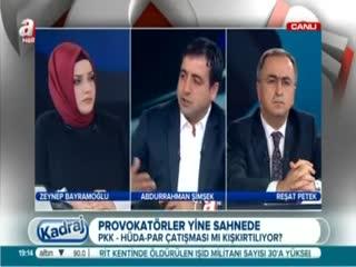 Abdurrahman �im�ek: Hizbullah canland�r�lmaya �al���l�yor
