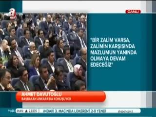 Davuto�lu'ndan CHP liderine cahil benzetmesi