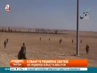 Kobani pe�mergeyi bekliyor