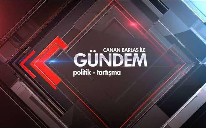 Canan Barlas ile G�ndem - 30/10/2014