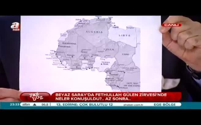 Ergün Diler: Türkiye'yi Afrika'da istemiyorlar