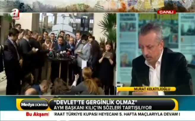 Murat Kelkitlioğlu: Gerginliğe neden olan Haşim Kılıç'ın kendisi