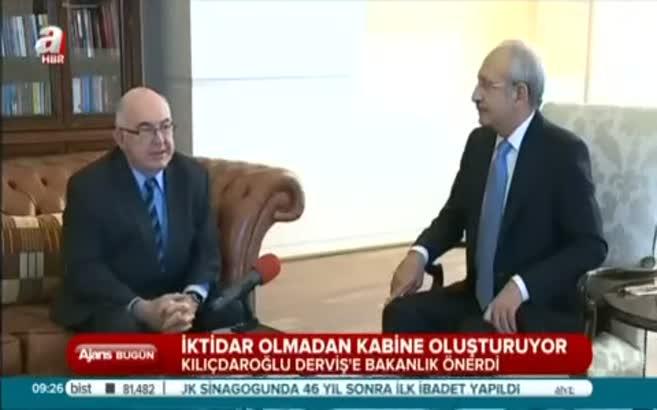 CHP'nin ekonomi umudu Kemal Derviş