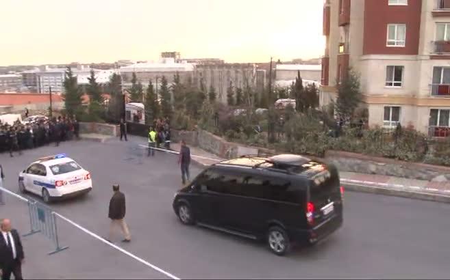 Şehit evinde Kılıçdaroğlu'na protesto