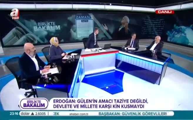Latif Erdoğan: Tüm terör olaylarında bu yapı var