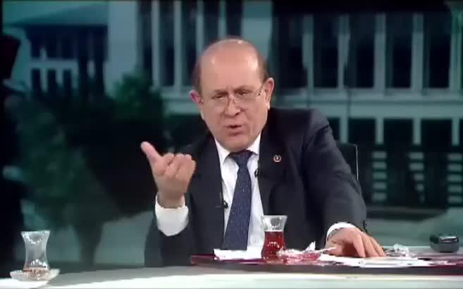 """""""Vatikan'ın amacı Türkiye'yi kıskaca almak"""""""