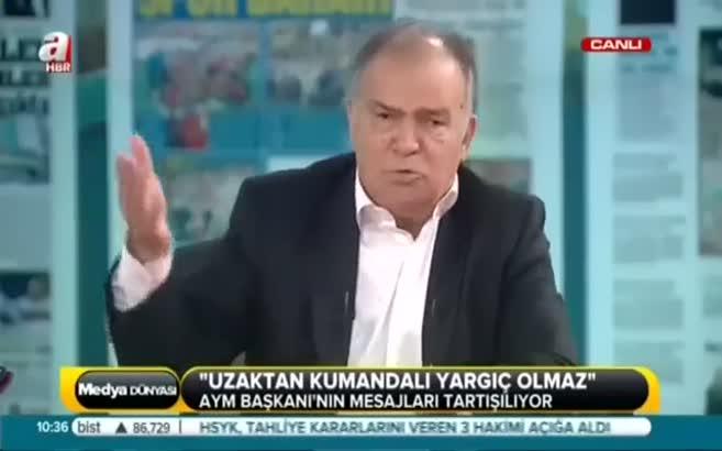 ''AYM kapanırsa Türkiye hiçbir şey kaybetmez''