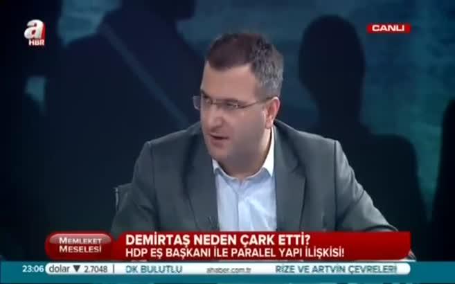 Cem Küçük: HDP ile paralel çete iş birliği artık aleni