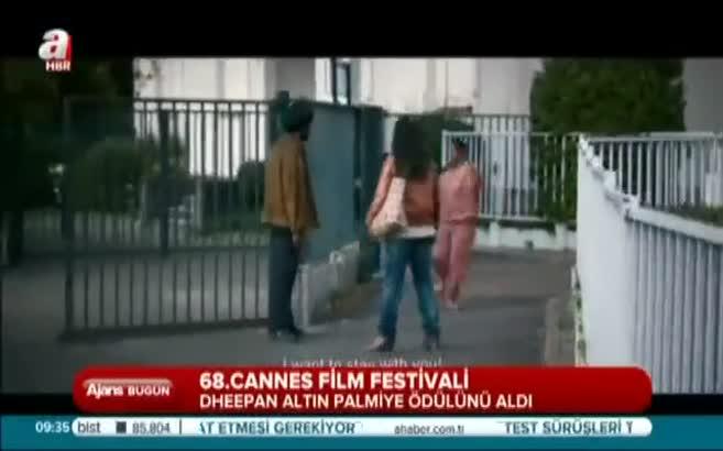 Cannes film festivali sona erdi