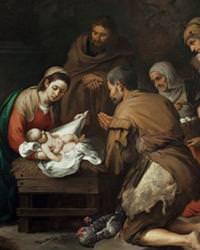 Hazreti İsa'nın doğumu