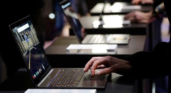 Google'dan Macbook'a iddialı rakip