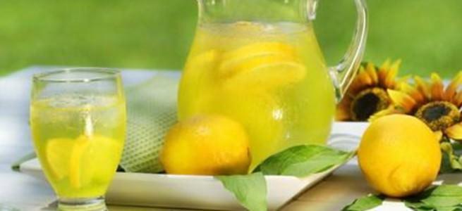 Limonata nas�l yap�l�r? ��te limonata tarifi