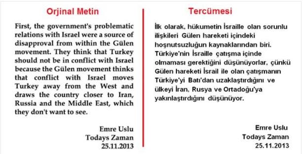 Emre Uslu Today's Zaman
