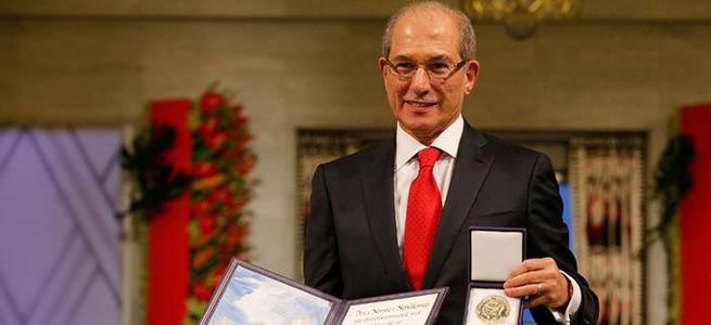 Nobel Bar�� Ödülü verildi