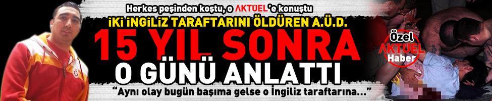 �Türk bayra�� için pi�man de�ilim�