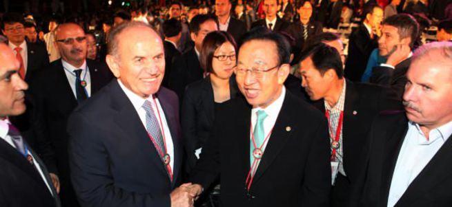 Güney Kore'den İstanbul'a turizm dopingi