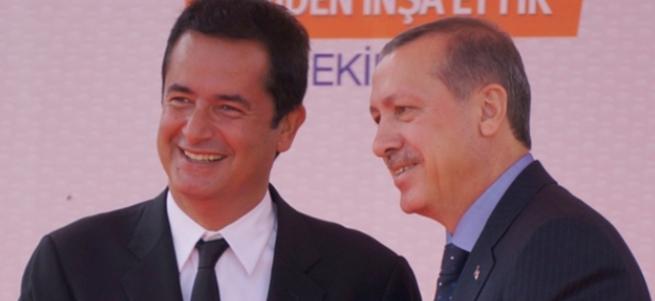 Acun Ilıcalı: Erdoğan'ı seviyorum çünkü..