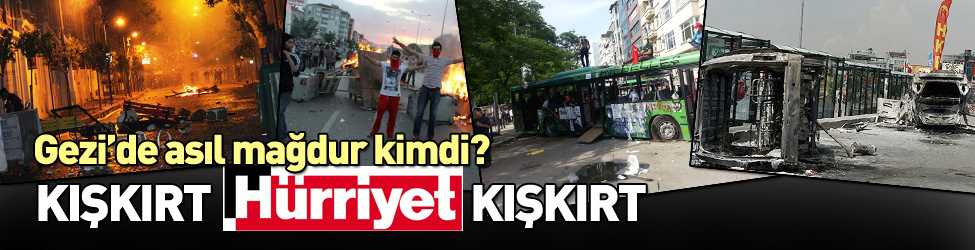 Gezi olaylar� ve a��r bilançosu