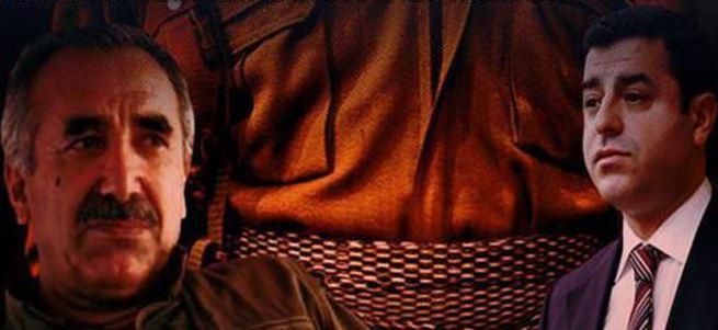PKK'nın seçmene tehdidi telsize takıldı