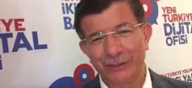 Davutoğlu'ndan Vine'de 7 Haziran mesajı