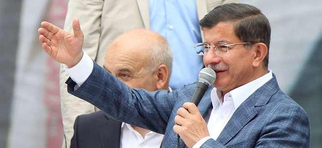 Başbakan Davutoğlu: Biz 7 düvele boyun eğmemişiz, bu 6'lı çeteye meydanı bırakır mıyız?