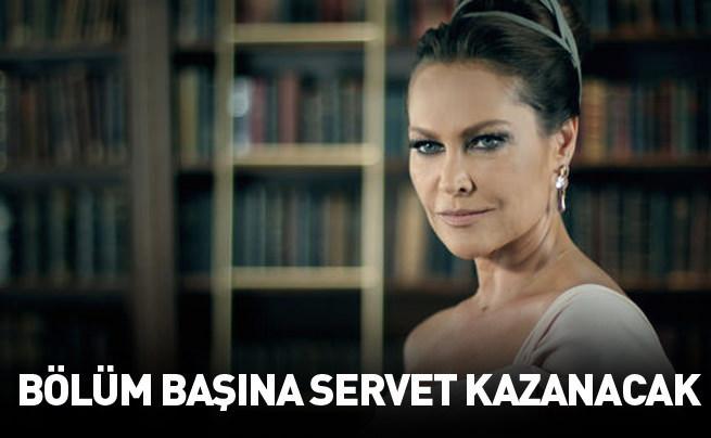 Hülya Avşar yeni dizisinden bölüm başı alacağı para dudak uçuklattı