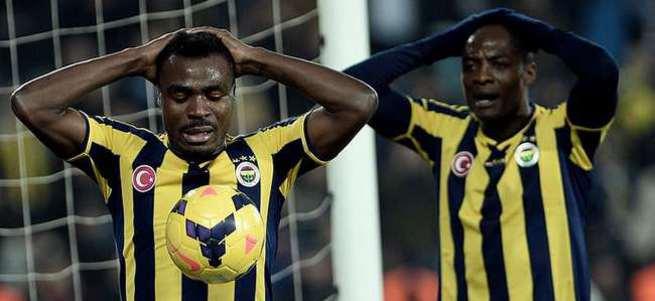 Fenerbahçe'de Emenike ve Webo ayrılıyor