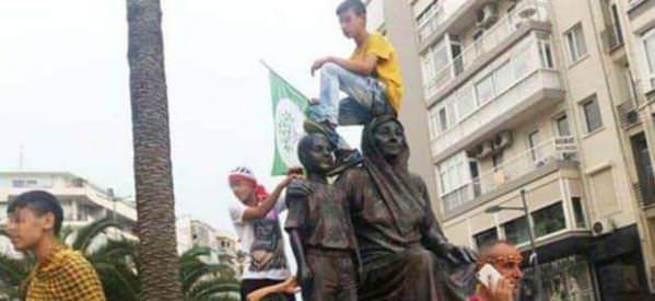 HDP'lilerden büyük saygısızlık