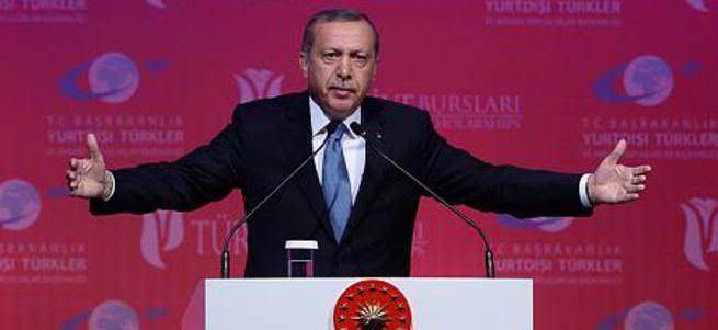 Erdoğan konuştu piyasalar sakinleşti