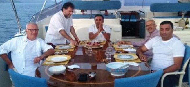 Ahmet Hakan patronunu kurtarmak için yalana sarıldı